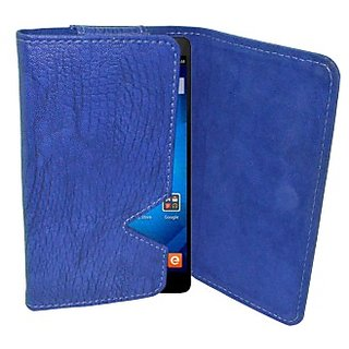 Totta Wallet Case Cover for HTC Desire 526 (Blue)
