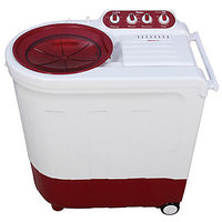 Whirlpool ACE 7.0 TURBO DRY   Semi Automatic Washing Machine - Coral RED