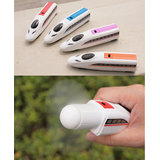 Mini Train Shape Fan Battery operated for home office travel summer Gift