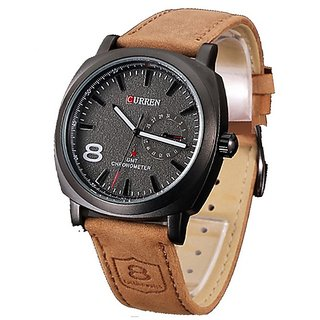 Curren fashion watch for man buy curren fashion watch for man online at best prices from Curren leisure style fashion watch price