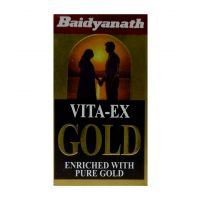 Baidyanath Vita Ex Gold 20 Capsules, Combo Pack Of 3