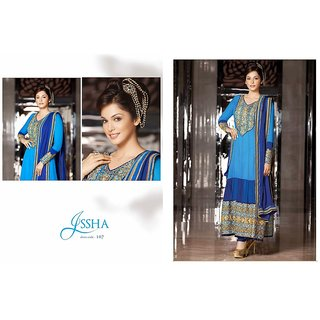 Bollywood Salwar Suit Issha Designer Dress New Party Wear Salwar Kameez 107