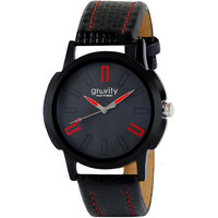 Gravity Exotic Black Casual Mens Analog Watch - 25