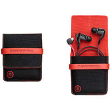 Plantronics BBTGO2-BLK BackBeat Go 2 Stereo Bluetooth Headset with Charging Case