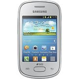 Samsung Galaxy Star S5282 Silver available at ShopClues for Rs.4999