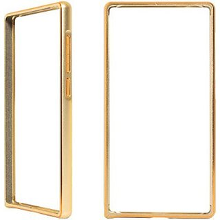 BKT Bumper Case for Metal Bumper Plus Acrylic Mirror Back Cover Case For Samsung Galaxy NOTE 3 Neo