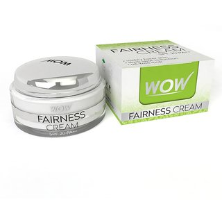 Wow Fairness Cream with SPF 20 PA++