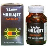 Dabur Shilajit 30 Capsules (Concealed Shipping) available at ShopClues for Rs.160