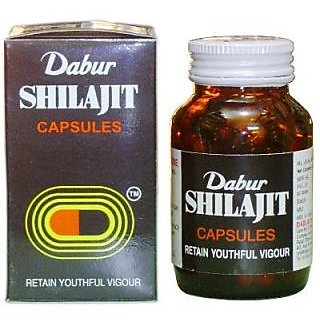 Dabur Shilajit 30 Capsules  Concealed Shipping  available at ShopClues for Rs.160