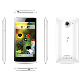 Intex Aqua N8 (512MB RAM, 4GB)