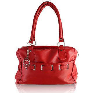 Clementine Red Shoulder Bag sskclem40