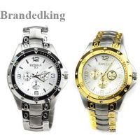 D2D Holi special Offer combo Rosara watches for Men (Golden +silver )