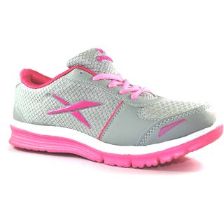 ORBIT SPORTS RUNNING SHOES FOR GIRLS LS 000005 LIGHT GRY ...
