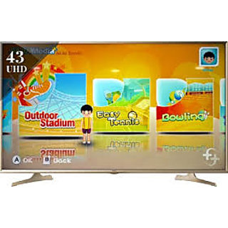 Vu 43S6535 43 Inch 4K Ultra HD Smart LED Television (with 3 years warranty)