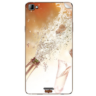 instyler Mobile Skin Sticker For Xolo A500S Lite
