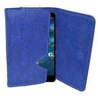 Totta Wallet Case Cover for Lava Iris X1 Selfie         (White)