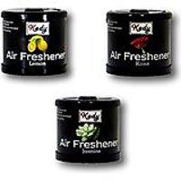 Kedy Air Freshener Car Perfume Pack Of 3 - 94337676