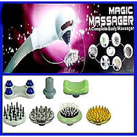 Stylish Maxtop Magic Body Massager With 7 Attachments