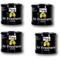 Kedy Air Freshener Car Perfume Pack Of 4 - 94396009