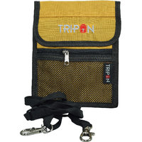 Tripon Designer Passport Sling Bag-Yellow