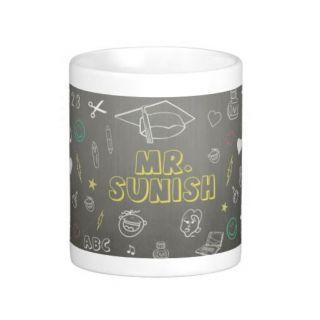 Giftcart-Personalised Doodle Mug