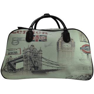 Texas USA - Designer Leatherette Duffel Bag texas1688DSeng