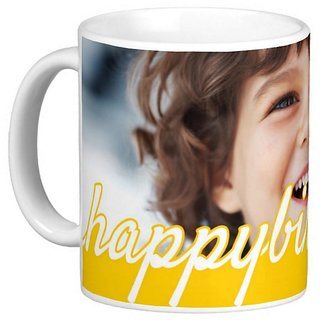 Giftcart-Personalised Sunshine Birthday Mug