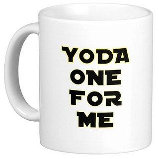 Giftcart-Star Wars Yoda One Personalised Mug