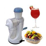 Plastic Fruit And Vegetable Juicer