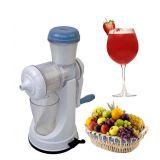 Plastic Fruit And Vegetable Juicer