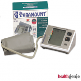 Paramount Talking Digital Blood Pressure Monitor With Fuzzy
