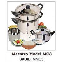Maestro Electric Steam Cooker MC3