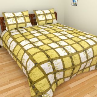 Designer Printed GC Bed Sheet
