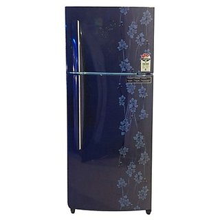 Godrej RT EON 261 P 4.3 4S 261 Litres Double Door Refrigerator (Denim Petal)