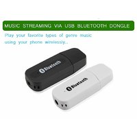 Portable USB 3.5mm Mini AUX Wireless Bluetooth 2.1 EDR Car Kit Music Audio Receiver Adapter for Car Home Audio System