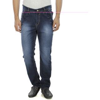 Aliens Valley Blue Regular Fit Jeans
