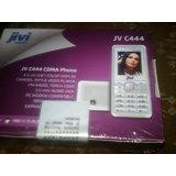 Jivi JV C444 Open Market CDMA Multimedia Mobile With FM, Camera , Long Bettery