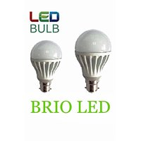 Brio Led Combo 5W 10W (Pack Of 2