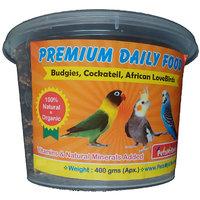 Bird Food - Vitamins and Natural Minerals for Breeding