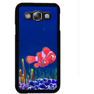 Instyler Digital Printed Back Cover For Samsung Galaxy A7 (2015) A700F SGA7DS-10352