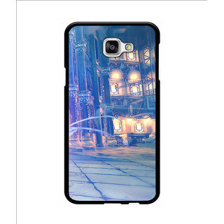 Instyler Digital Printed Back Cover For Samsung Galaxy A7(2016) SGA7(2016)DS-10141
