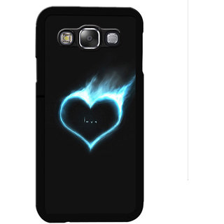 Instyler Digital Printed Back Cover For Samsung Galaxy A7 (2015) A700F SGA7DS-10419