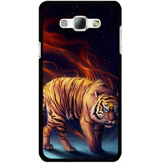 Instyler Digital Printed Back Cover For Samsung Galaxy A8 SGA8DS-10320