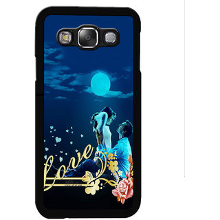 Instyler Digital Printed Back Cover For Samsung Galaxy J3 SGJ3DS-10410