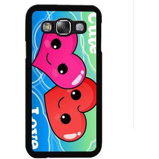 Instyler Digital Printed Back Cover For Samsung Galaxy J3 SGJ3DS-10425