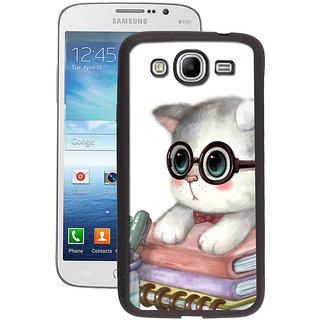 Instyler Digital Printed Back Cover For Samsung Galaxy Mega 5.8 SGM5.8DS-10363