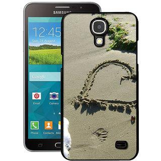 Instyler Digital Printed Back Cover For Samsung Galaxy Mega 2 SGM2DS-10405