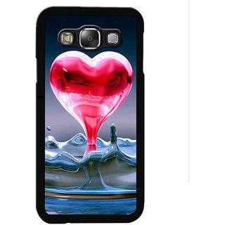 Instyler Digital Printed Back Cover For Samsung Galaxy J7 SGJ7DS-10420