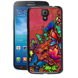 Instyler Digital Printed Back Cover For Samsung Galaxy Mega 6.3 SGM6.3DS-10343