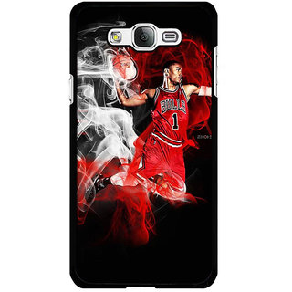Instyler Digital Printed Back Cover For Samsung Galaxy On 7 SGON7DS-10442